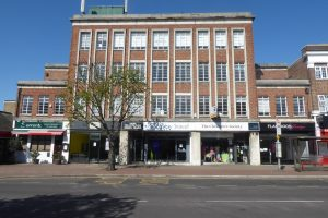 Office property to let in Upminster