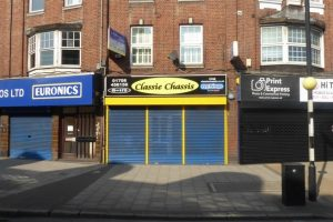 Shop to let in Hornchurch