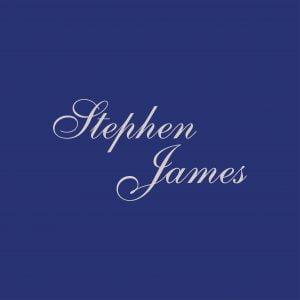 Stephen James Logo