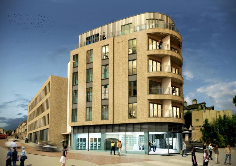 Ashford Commercial To Let