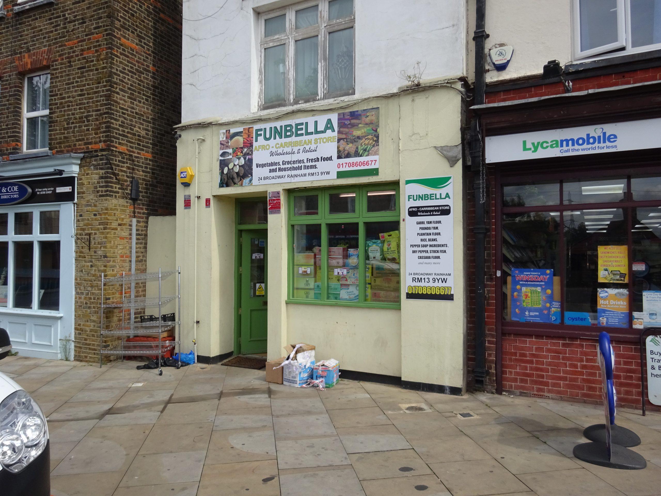 Rainham Shop To Rent