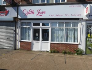 73 Front Lane, Cranham, Upminster, RM14 1XL – Ground Floor Shop