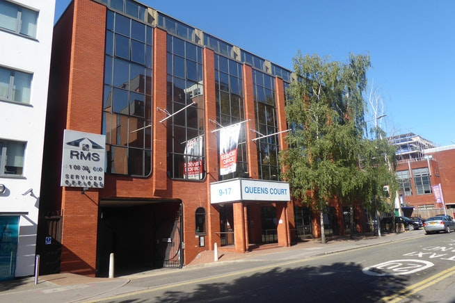 Romford offices to let