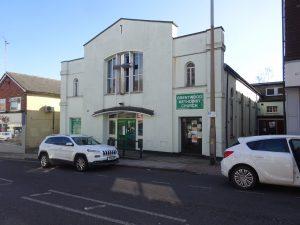 Brentwood Methodist Church, Warley Hill, Brentwood – Church Building